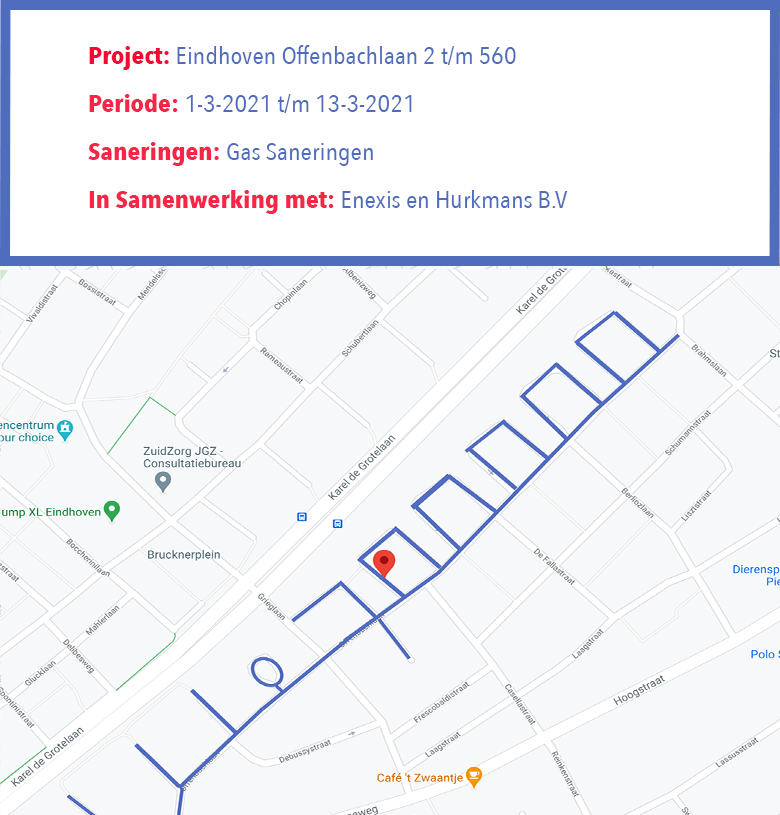 Project Offenbachlaan