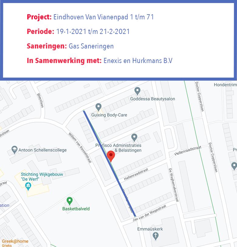 Project Van Vianenpad