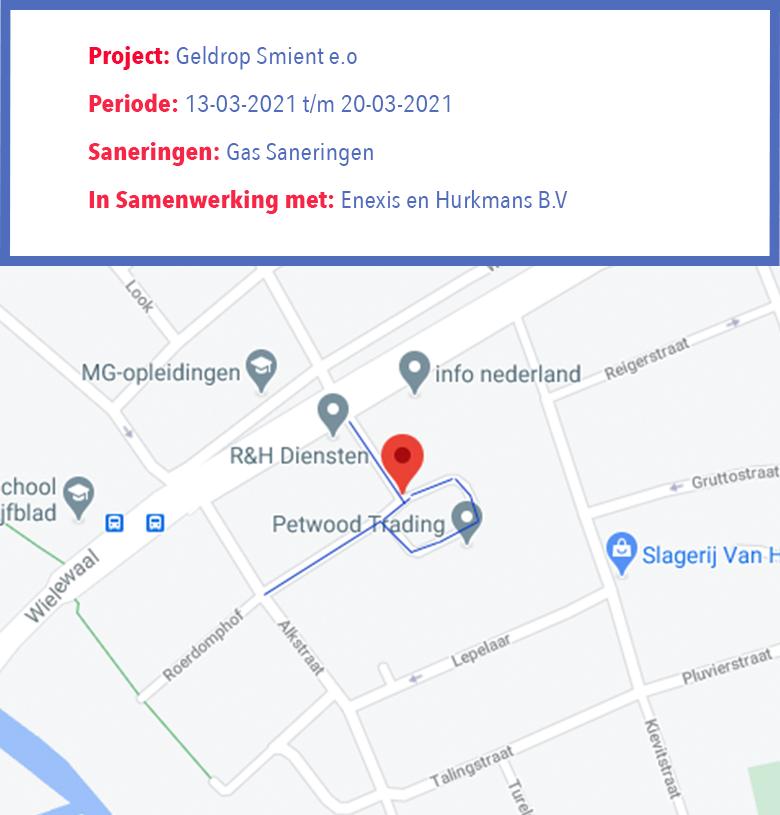 Project sheet Geldrop